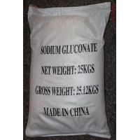 98% Industry grade sodium gluconate,chemical additive