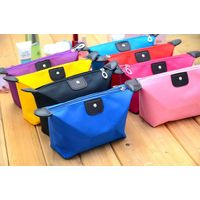 Waterproof Woman Lady Cosmetic Bag Makeup Bags Lady MakeUp Pouch Cosmetic Make Up Bag Clutch Hanging