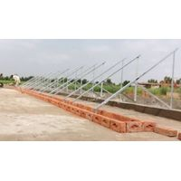 Solar Frame and Mounting Structure