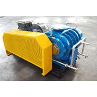 water cooled type roots blower