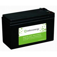 12V9Ah lithium solar power battery