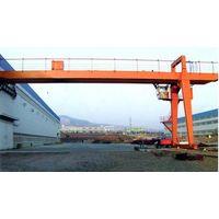 BMH semi gantry crane 10 ton thumbnail image