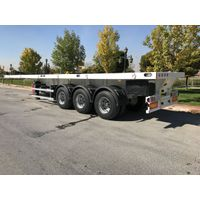 New Emirsan Brand Flatbed Trailer