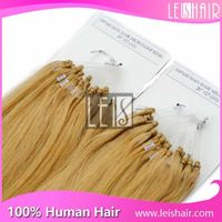 best selling factory price micro ring loop hair extension