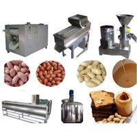 High Efficiency Peanut Butter Making Machine/Peanut Processing Machinery