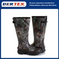45 Camouflage Multifunctional Economic Non-slip Rubber Rain Waterproof Boots