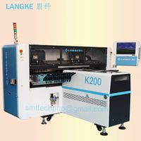 SMD chip mounter smt pick and placer machine for LED light thumbnail image