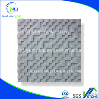 White Square Mosaic Tile from Natural Stone