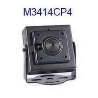 Miniature Camera-1/4 SHARP Color CCD-420TVL-0.5LUX-WQ M3414CP4