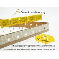 JFZ - X2 Metallized Polypropylene Film Capacitor (310VAC) thumbnail image