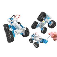 educational intelligent salt water toy vehicle toy