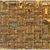 [E-MART MOSAIC]Free samples Supply Mosaic Wholesale pure hand painted mosaic tile wall tile EMM9016 thumbnail image