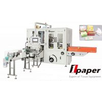 great performance OPR90 automatic soft drawn facial tissue paper napkins towels packing machine