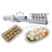 Automatic Meatball Production Line