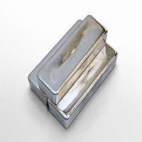 99.99%-99.9999%Indium ingot 4N,5N,6N Indium bar