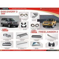 LAND ROVER discovery 3 freelander 2 auto parts body kit thumbnail image