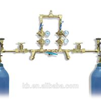 automatic medical gas manifold system