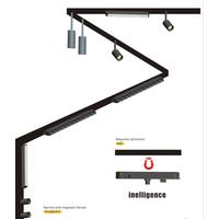 1m 1.5m 2m 3m 3wire Rail LED Line System Track Light Rail for LED Track Light thumbnail image