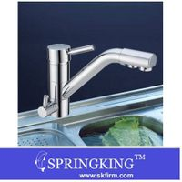 Fashionable Hot / Cold / Pure Water Kitchen Faucet thumbnail image