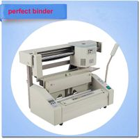 desktop perfect book binding machine thumbnail image