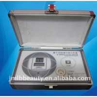 Portable Quantum Magnetic Machine for Body Health Analyzer with