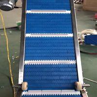 Smooth Flat Top Meat Processing Food Grade Conveyor Chain Plastic Modular Conveyor Wire Mesh Belt thumbnail image