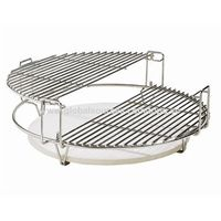 Flexible Cooking System for Barbecue Grill, Pizza Maker, Cooking
