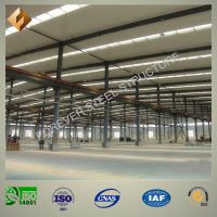 Well Approved Prefabricated Light Steel Structure Warehouse