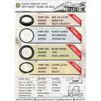 Cosmic Forklift Parts New Parts No.344-OIL SEAL