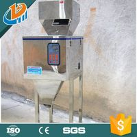 Granule particle dosing/weighing filling machine/quantitative weithter filler machine/bean tea bean