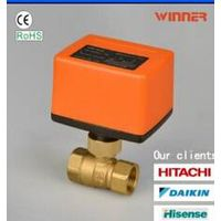 Compact Size Small Mini Ball Valves for Heating