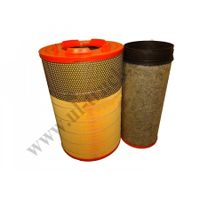 howo shacman truck parts WG9725190102 sinotruck air filter thumbnail image