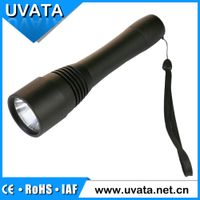 Uvata UPF200 Series Uv LED flashlight for fluoresent test