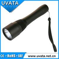 Uvata UPF200 Series Uv LED flashlight for fluoresent test