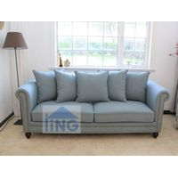 SL-1618 uphostery furniture living room sofa set