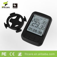 Bike computer wireless bicycle speedometer odometer waterproof cycling wireless bicycle stopwatch