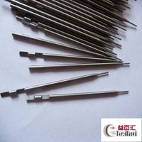 Tungsten needle  tungsten anode