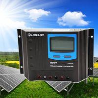 20A 40A Solar Power System Battery Charger Regulator/Controller MPPT