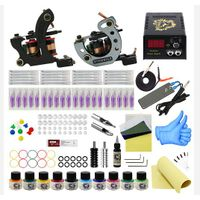 Professional Tattoo Gun Kit