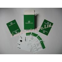 100% new plastic playing cards thumbnail image