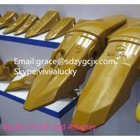 PC200 bucket teeth, adapter, side cutter. PC200RC teeth with part No.205-70-19570 thumbnail image