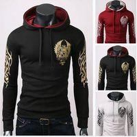 Spring New coats mens outwear Special Hoodie Coat men clothes men's jacket thumbnail image