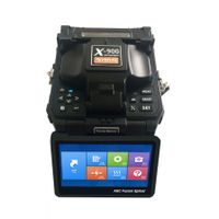 Core To Core Alignment 6 motors Fiber Fusion Splicer X900 thumbnail image