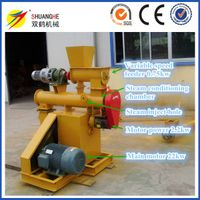 Feed mill machinery  for poultry ,animal and acquaculture