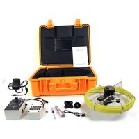 Waterproof Camera System for Sewer Pipeline Inspection Camera
