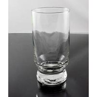 Press glass beer mug glasses gift advertising cup mug goblet