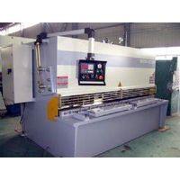 QC12K Numerical Control Hydraulic Pendulum Plate Shearing Machine