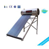 compact stainless steel solar water heater thumbnail image