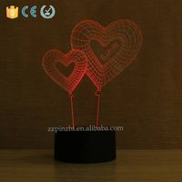 NL36 cool unique led color changing night light thumbnail image