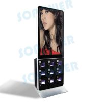 42 inch LCD digital signage advertising machine